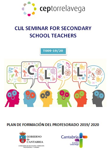 T009 1920 CLIL SEMINAR FOR SECONDARY